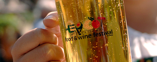 Epcot International Food & Wine Festival Premium Event Reservations Opens August 13