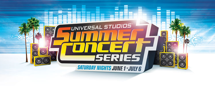 At the Music Plaza stage in Universal Studios each Saturday night from June 1–July 6, you can catch an amazing performance just steps away from some of Orlando's most exciting rides and attractions.