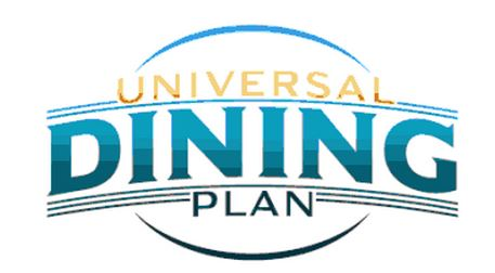 The new Universal Dining Plan is available to add to any vacation package with on-site hotel or off-site hotel, booked through Kingdom Magic Vacations