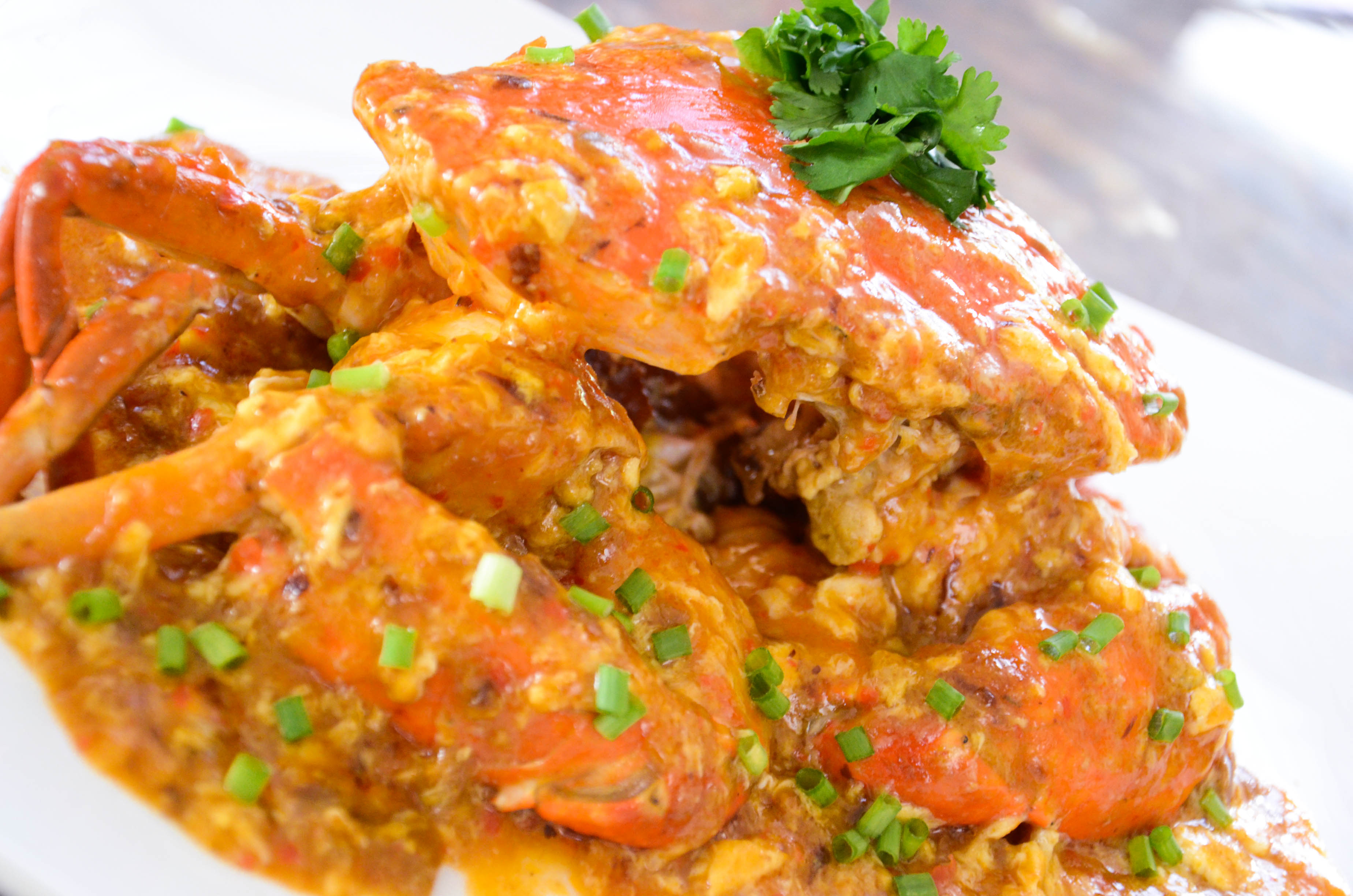 Chili Crab Recipe — Dishmaps