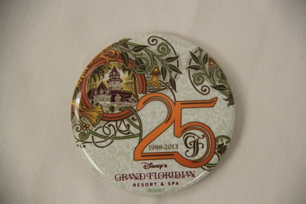 Walt Disney World Resort's Grand Floridian Resort Celebrates 25 Years