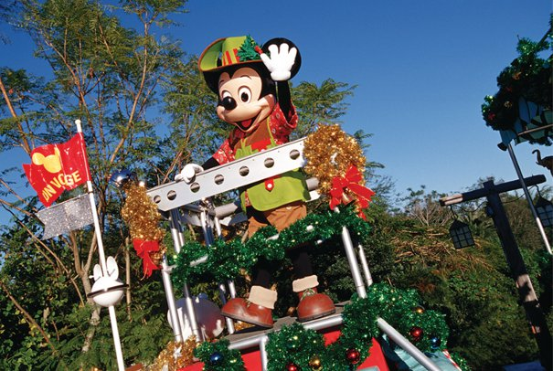 Celebrate the Most Wonderful Time of Year at Walt Disney World Resort