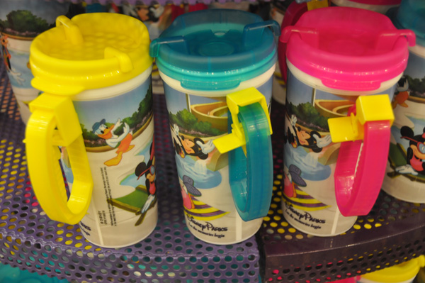 Smart Refillable Mugs Introduced at Walt Disney World Resorts