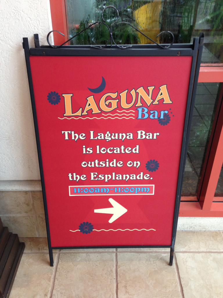 Dining Recon: Laguna Bar