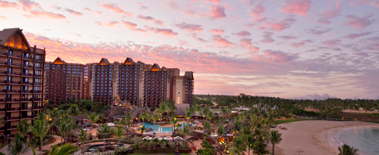 Aulani, a Disney Resort & Spa Becomes the First Resort in Hawai'i to Obtain LEED Silver Certification