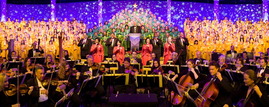 Book Your Candlelight Processional Packages Today