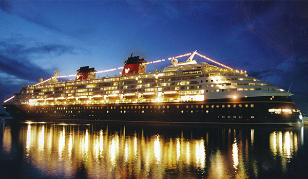 Travel + Leisure Readers Name Disney Cruise Line the No. 1 Mega-Ship for Families