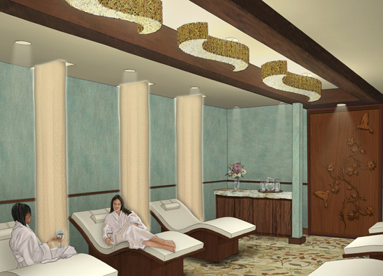 Senses – A Disney Spa at Disney's Saratoga Springs Resort is Now Taking Reservations