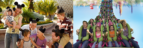 How Can You Enjoy a Walt Disney World AND Universal Orlando Vacation?