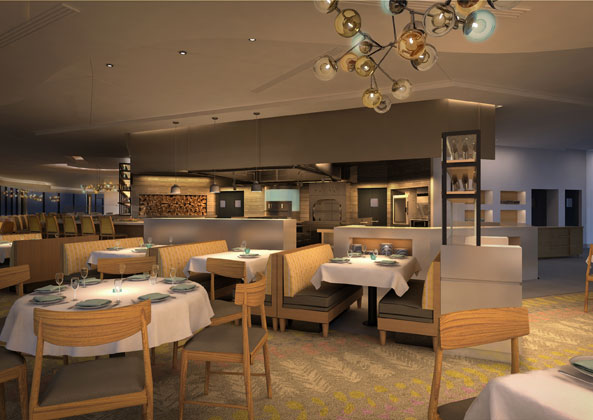 Reservations Open For Re-Imagined California Grill at Disney's Contemporary Resort