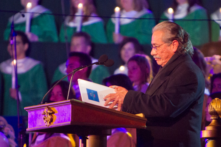 More Names Added to Epcot's Candlelight Processional