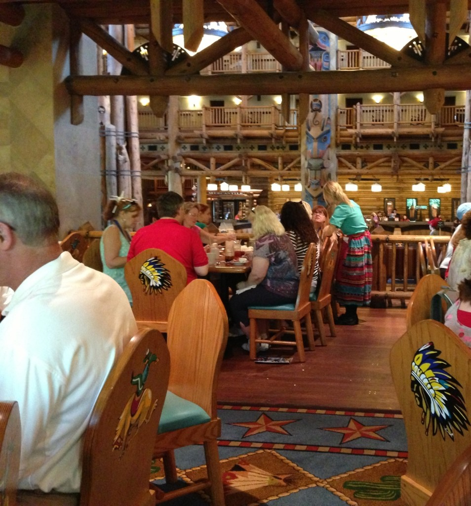Dining Recon: Whispering Canyon Cafe