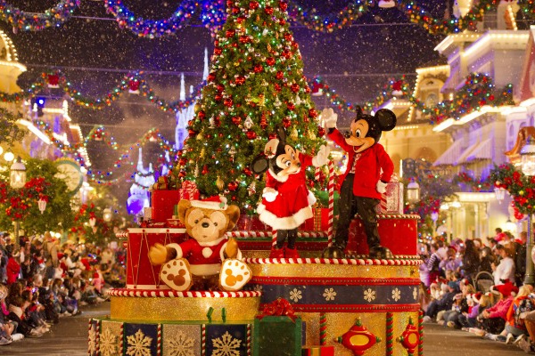 Disney Food Blog Festival Of Holidays