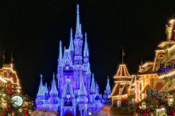 Celebrate the Season at Mickey's Very Merry Christmas Party at Walt Disney World
