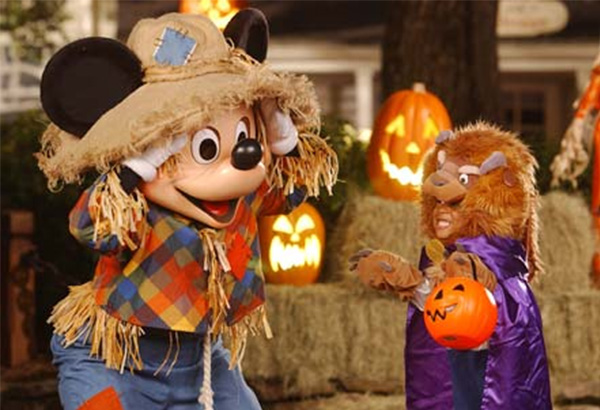 Spooktacular Fun at Mickey's Not-So-Scary Halloween Party