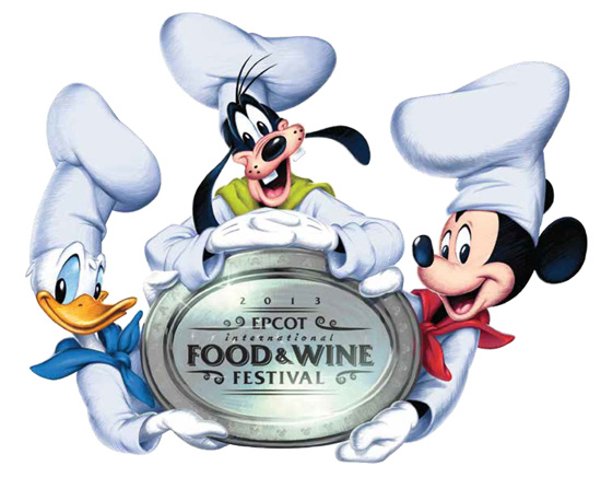 Here's a Sneak Peek at 2013 Epcot International Food & Wine Festival Merchandise