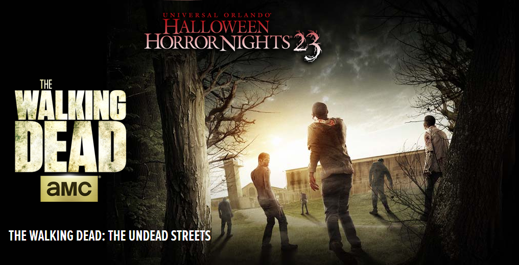 Face Your Deepest Fears At Halloween Horror Nights At Universal Orlando