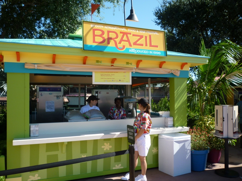 Food & Wine 2013 Scouting Report:  Brazil