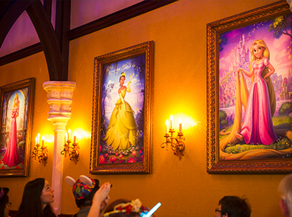 Princess Fairytale Hall Opens in New Fantasyland at Magic Kingdom Park