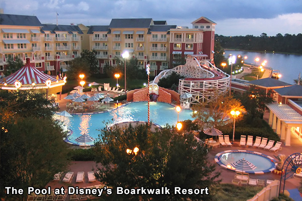 Why You Should Choose a Walt Disney World Resort, Part 1