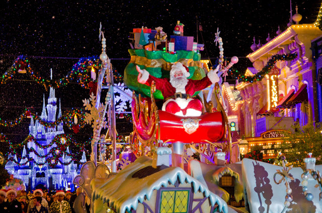 Thanksgiving And Christmas Day Ideas For Dining at Walt Disney World Resort