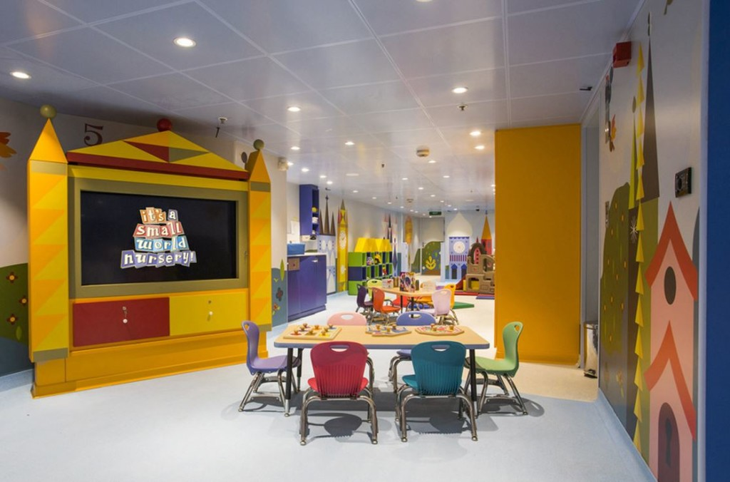 Little Cruisers Get Even More Fun On The Re-imagined Disney Magic