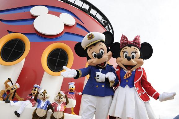 Disney Cruise Line Unveils Itineraries and Ports for 2015
