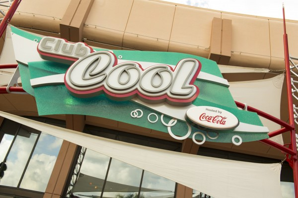 Epcot's Club Cool Debuts New Flavors To Sample