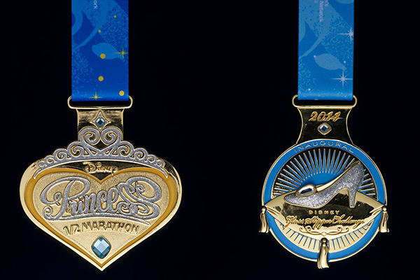 New runDisney Medals Unveiled for Princess and Tinker Bell Half Marathons