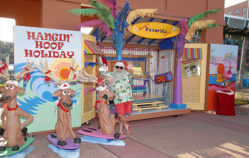 Walt Disney World Swan and Dolphin Hotel Amps Up the Magic With Its Holiday Happenings Line-Up