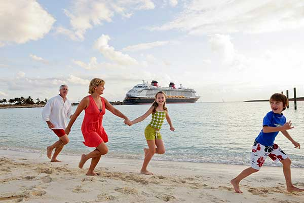 Disney Cruise Line Family Adventure